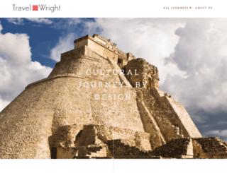 wrightwaytravel.org screenshot