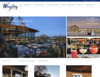 wrigleymansionclub.com screenshot
