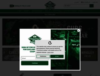 wrigleyvillesports.com screenshot