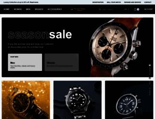 wristmenwatches.com screenshot