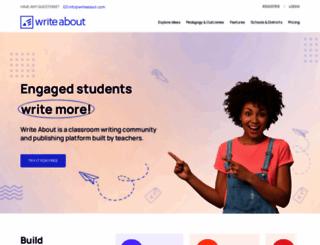 writeabout.com screenshot