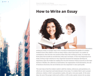 writeagoodessay.com screenshot