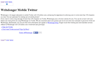 writelonger.com screenshot