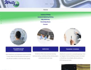 writepoint.com screenshot