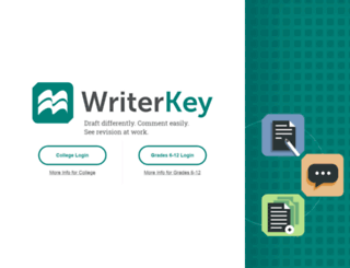 writerkey.com screenshot