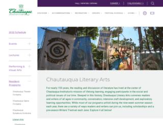 writers.ciweb.org screenshot