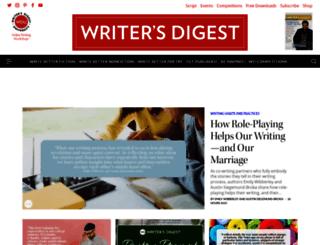 writersdigest.com screenshot