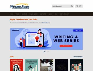 writersstore.com screenshot