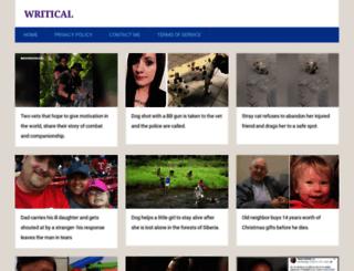 writical.com screenshot