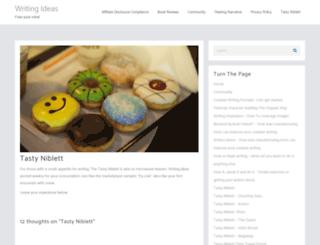 writing-ideas.com screenshot