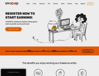 writing-job-online.com screenshot