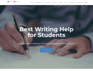 writingbest.com screenshot