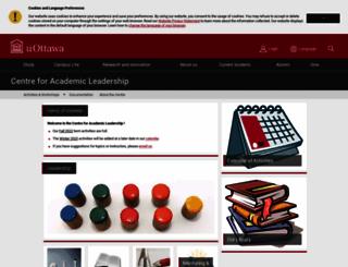 writingcentre.uottawa.ca screenshot