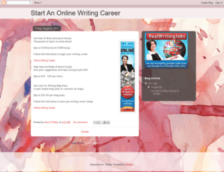 writingjobs2.blogspot.com screenshot