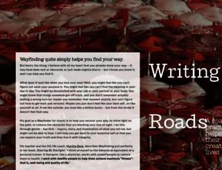 writingroads.com screenshot