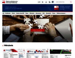 wroc.bip-e.pl screenshot