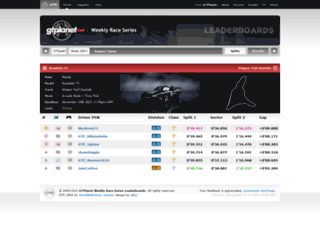 wrs.gtplanet.net screenshot