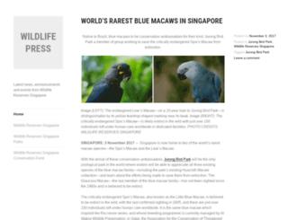 wrscomsg.wordpress.com screenshot