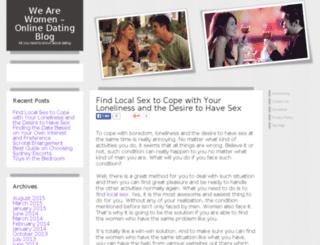 wrwomen.org screenshot