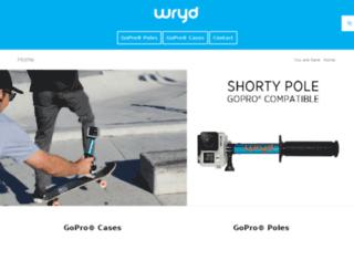 wrydnow.com screenshot