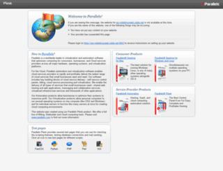 ws-noblelinuxweb.noble.net screenshot
