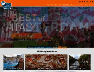 wsaeurope.com screenshot
