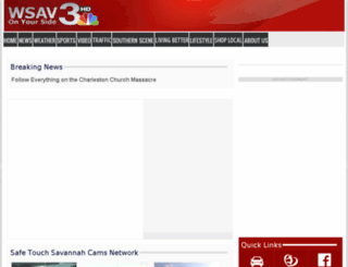 wsav.membercenter.worldnow.com screenshot