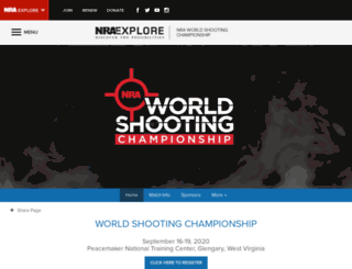 wsc.nra.org screenshot