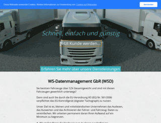 wsd-deutschland.de screenshot