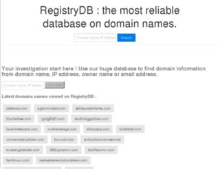 wsdata.com screenshot