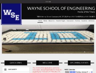 wse700.waynecountyschools.org screenshot