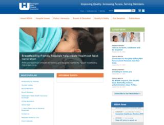 wsha-archive.seattlewebgroup.com screenshot