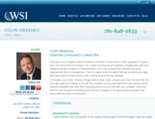 wsielitewebsolutions.net screenshot