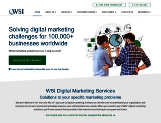 wsiinstitute.com screenshot
