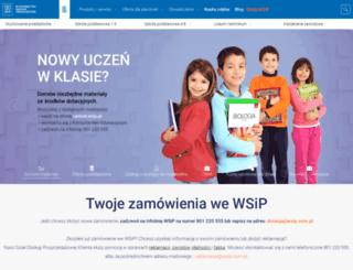 wsip.com.pl screenshot