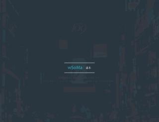 wsoma.com screenshot