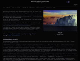 wspc.photoclubservices.com screenshot