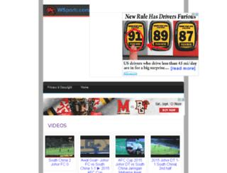 wsporti.com screenshot