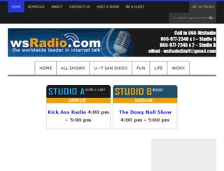 wsradio.info screenshot