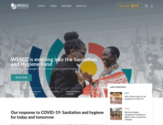 wsscc.org screenshot