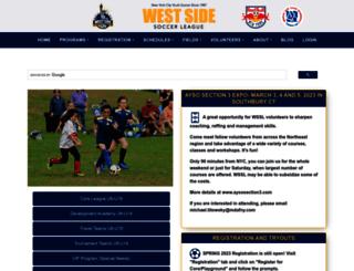 wssl.org screenshot