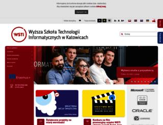 wsti.pl screenshot