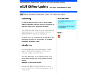 wsusoffline.net screenshot