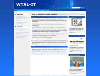 wtal-it.net screenshot