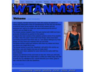 wtanmse.co.uk screenshot
