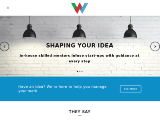 wtechspaces.in screenshot