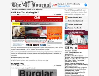 wtfjournal.com screenshot