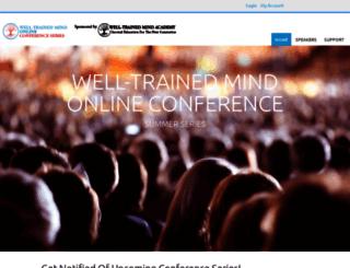 wtmonlineconference.com screenshot