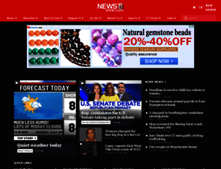 wtnh.com screenshot