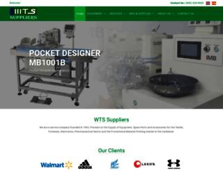 wts.com.do screenshot